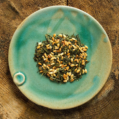 Genmaicha Green - Click Image to Close